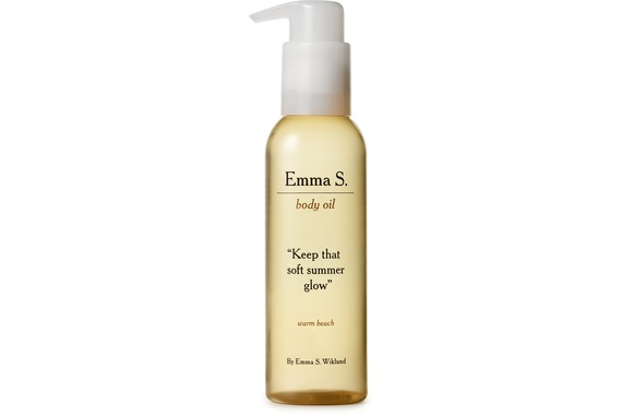 Emma S. - warm beach body oil 125 ml