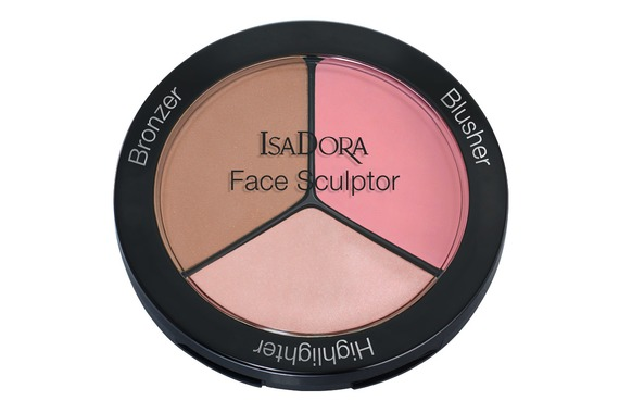 Isadora - FACE SCULPTOR 02 COOL PINK 18 g
