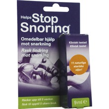 Help Stop Snoring - Snarkspray 9ml