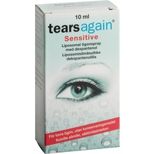 - Tearsagain Sensitive 10 ML