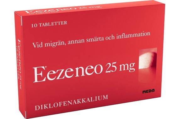 bästa medicinen mot migrän