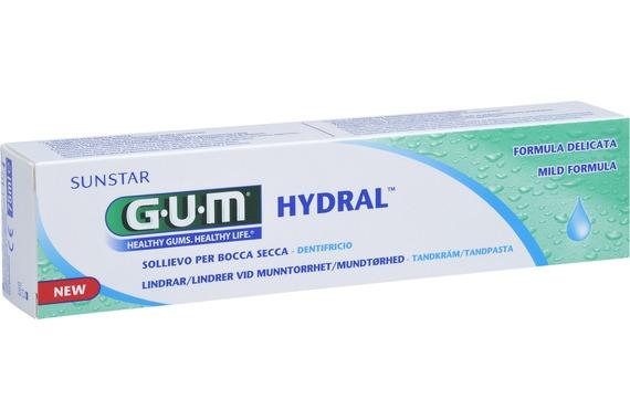 GUM HYDRAL TANDKRÄM 75 ml