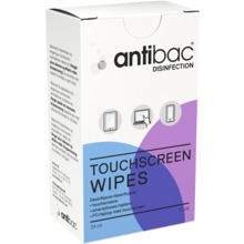 Antibac - Touchscreen Wipes 12st