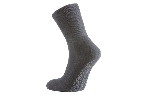 Antislip sox wool