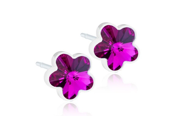 MP Flower Fuchsia 6mm