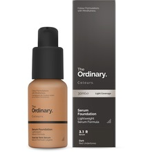 The Ordinary - Serum Foundation 3.1 R 30ml