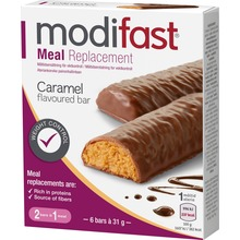 Modifast - Caramel bar 6x31g