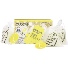 BubbleT Lemongrass & Green Tea Bath Salt - Badsalt Lemongrass 360g