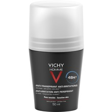 Vichy Homme Deo Roll-on - Deodorant. 50ml