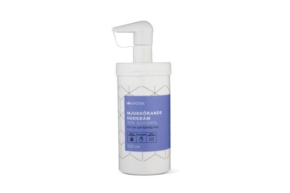 Kronans Apotek Hudkräm20% 500 ml
