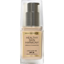 Max Factor - Skin Harmony 40 Light Ivory 30 ml