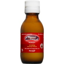 Nipaxon - Oral suspension 5 mg/ml 100 milliliter