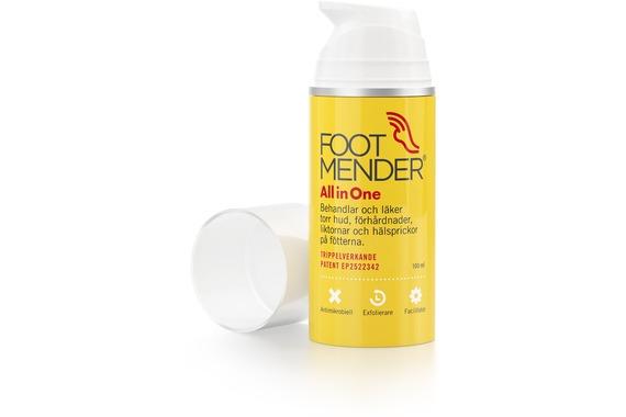 Footmender fotkräm Behandlar, läker, återställer. 100 ml