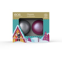 EOS - Winter Lip Balm 2-pack Presentförpackning