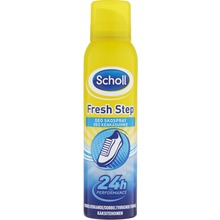 Scholl skospray - Neutraliserar dålig lukt. 150 ml