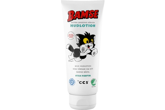 BAMSE Hudlotion 200 ml