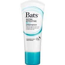 Bats - Cremedeo Roll On Oparfymerad 60 ml