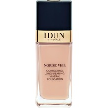 IDUN MINERALS - Nordic Veil Foundation Siri 26 ml