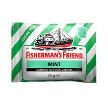 Fisherman´s FriendSockerfri Mint