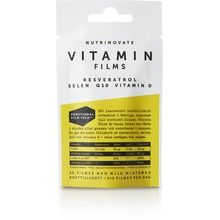 Nutrinovate Nutrinovate Vitamin Films - Multivitaminfilmer 9 g