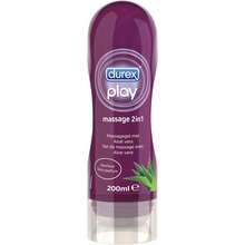 Durex - Play Massage 2in1 Aloe Vera 200 ml