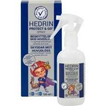 Hedrin Protect & Go - Lusmedel 120ml