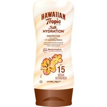 HAWAIIAN TROPIC - Silk Hydration Lotion spf 15 180 ml