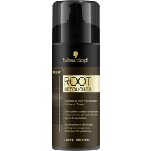 Schwarzkopf Root Retoucher - Dark Brown 120 ml