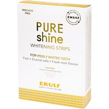 EKULF PURE shine - Whitening Strips 14 st