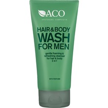 ACO FOR MENHAIR & BODY WASH