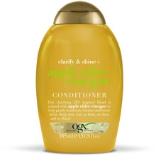 OGX Apple Cider Vineger Conditioner - Clarify & Shine +. Balsam. 385 ml