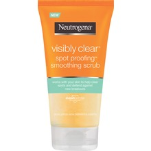 Neutrogena - Clear & Defend Facial Scrub 150 ml
