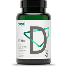 Puori - D3 D-vitamin 2500 IE