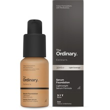 The Ordinary - Serum Foundation 3.1 Y 30ml