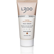 L300Tinted Moist Face Cr Warm Bronze