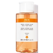 REN Ready Steady Glow Daily AHA Tonic - Tonic. 250 ml
