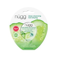 nügg - Deep Cleansing Face Mask 10 ml